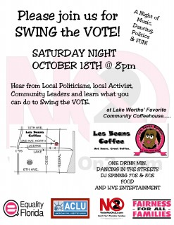 Swing the Vote