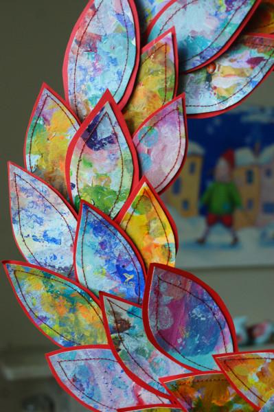 art-wreath