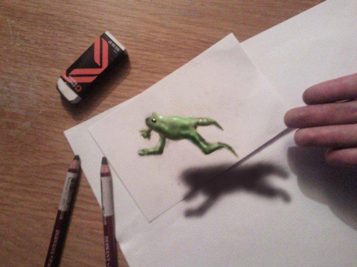 frog__by_jjkairbrush-d4selki