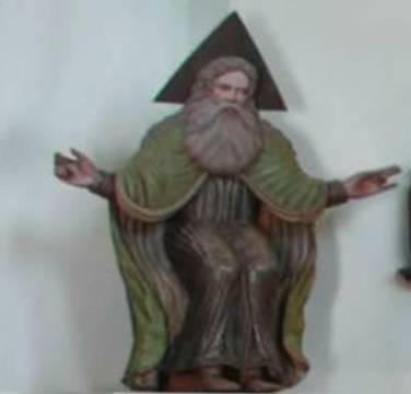 деревянная скульптура Перми