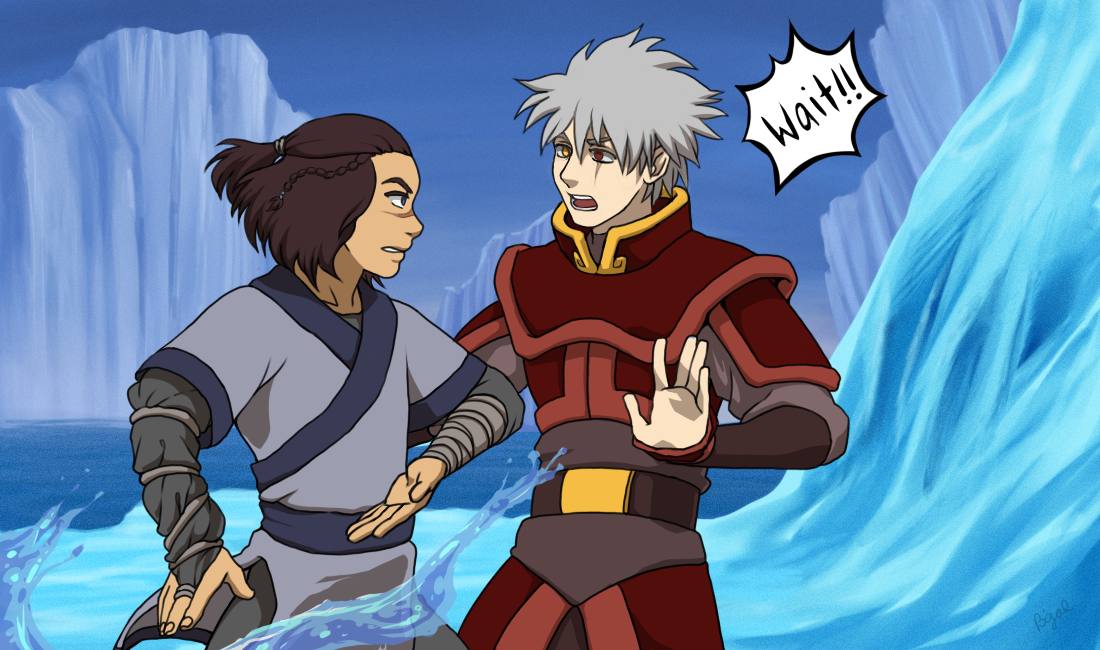 Fire and Water - Chapter 1 - AvocadoLove - Naruto [Archive