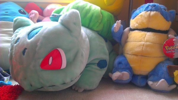 how to get a bulbasaur with chlorophyll
