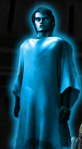 The Ghost of Anakin Skywalker (voice by Matt Lanter)