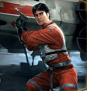 Wedge Antilles (voice by Denis Lawson)