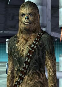 Chewbacca, Delegate from Kashyyk