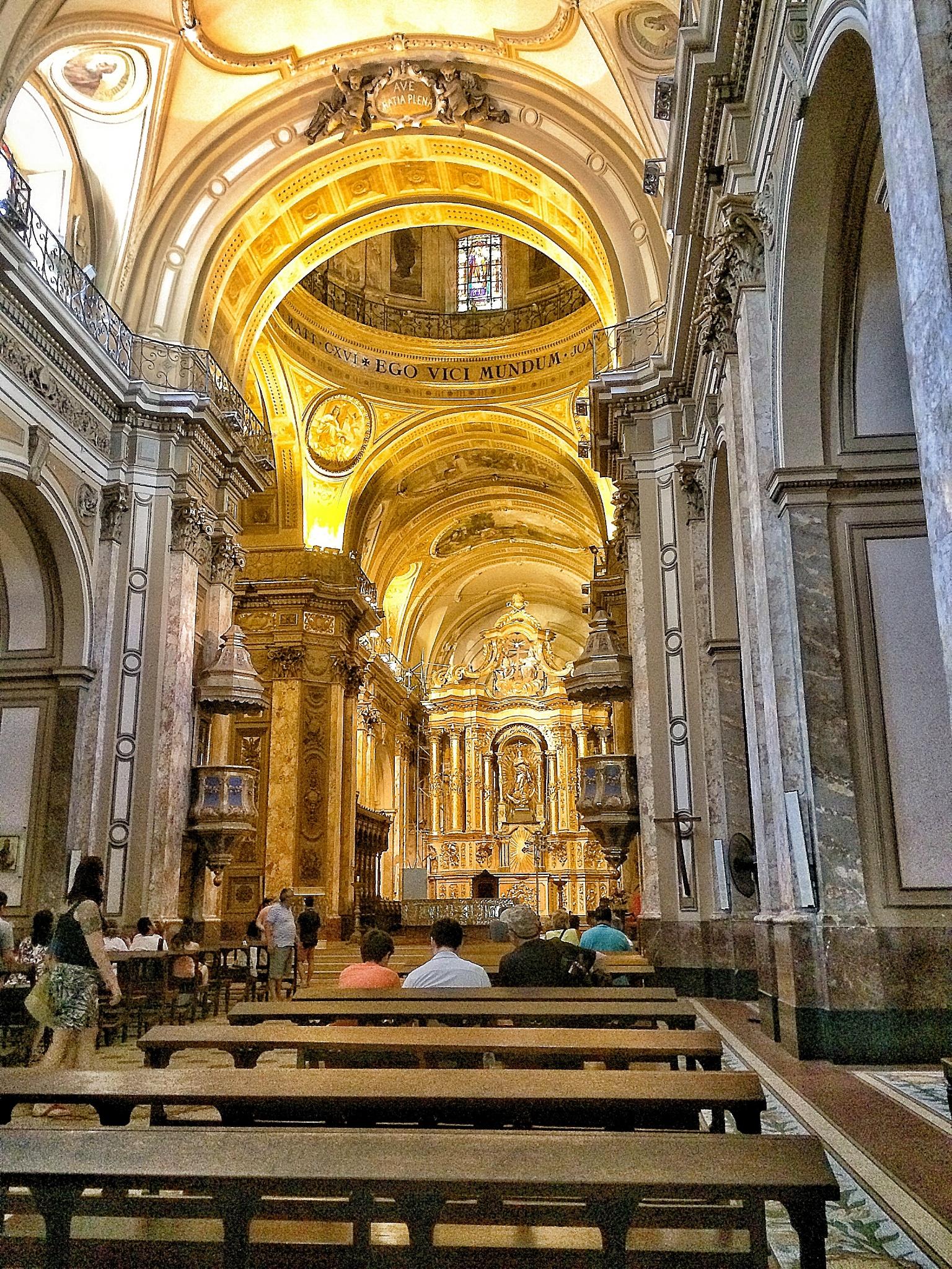 Кафедральный собор БА