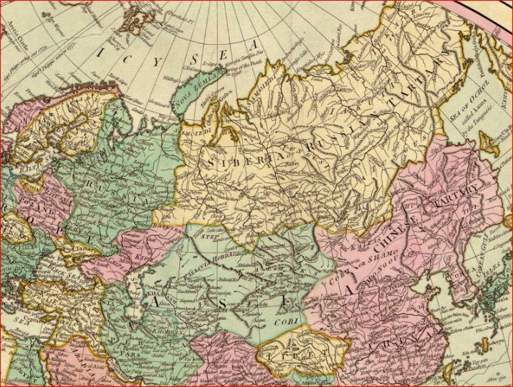 Тартария 1780