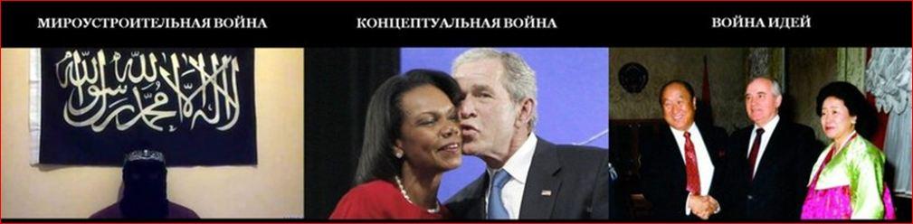 Типы войны против России и мира 3