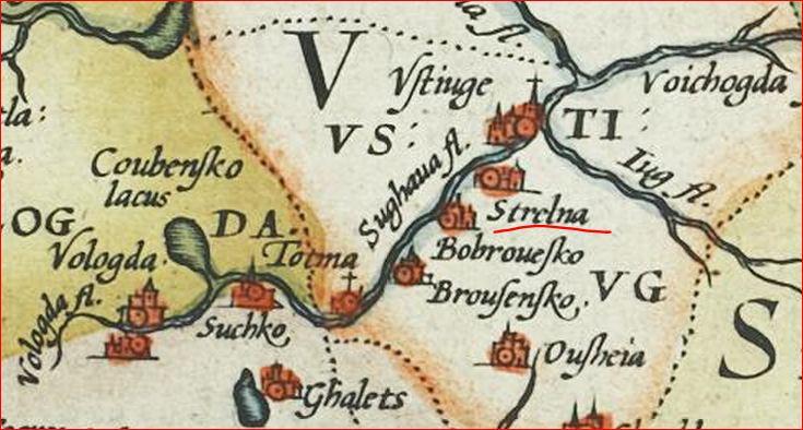 Ортелий 1579 8
