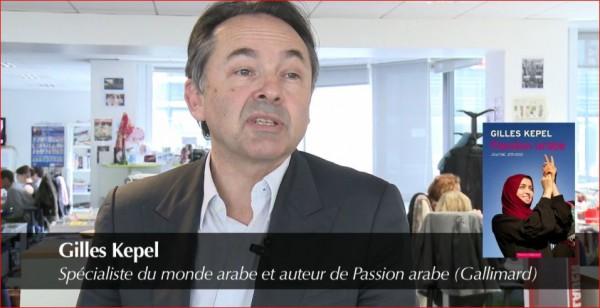 Кризис в Сирии - политическими методами Gilles Kepel -12