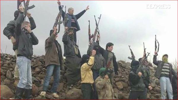 Кризис в Сирии - политическими методами Gilles Kepel -9