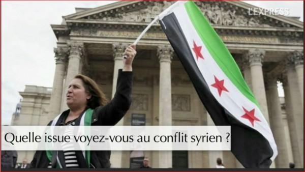 Кризис в Сирии - политическими методами Gilles Kepel -7