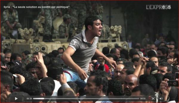 Кризис в Сирии - политическими методами Gilles Kepel -1