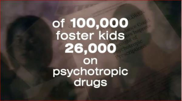 Фостерные дети в США 5