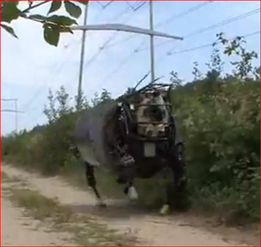 DARPA мул 2