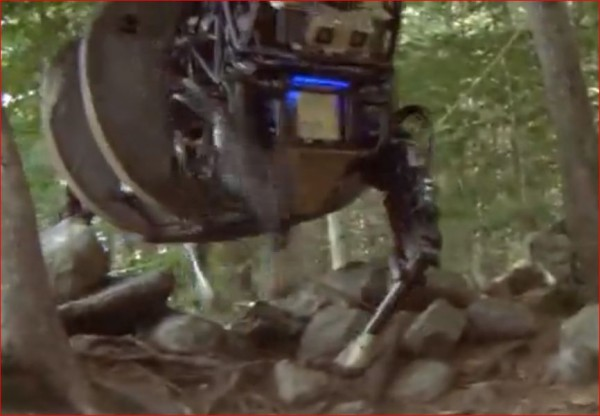 DARPA мул 7