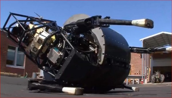 DARPA мул 3