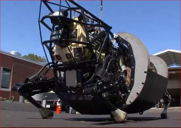 DARPA мул 4