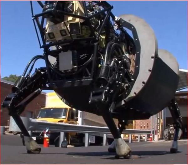 DARPA мул 5