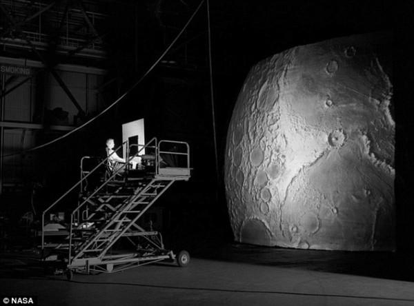Проект имитации полётов на Луну - АСПид «Apollo Simulation Project»