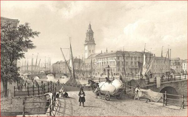 Гётеборг 1850