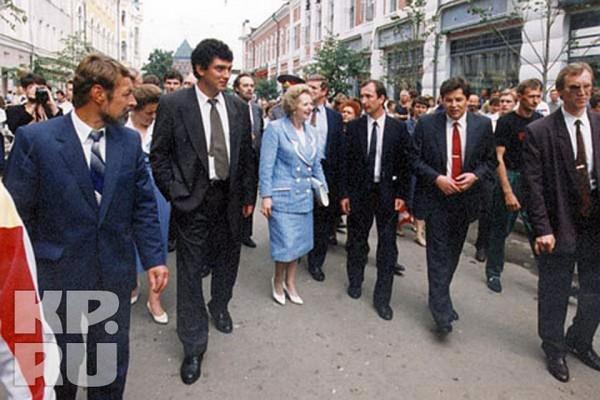 М.Тэтчер: Как мы разрушали Советский Союз