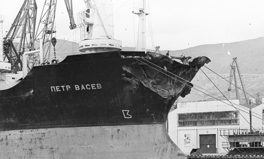 Лайнер «Адмирал Нахимов»: катастрофа в Новороссийске