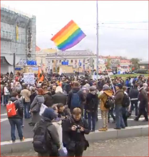 Митинг оппозиции 28 октября 2013