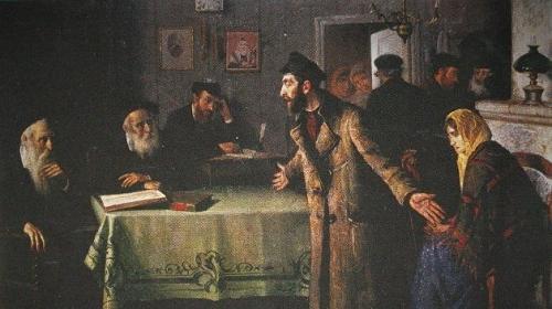 Украинские иудеи и Российская империя