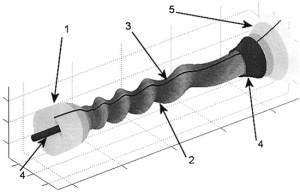 Плазменный электрореактивный двигатель и способ создания реактивной тяги