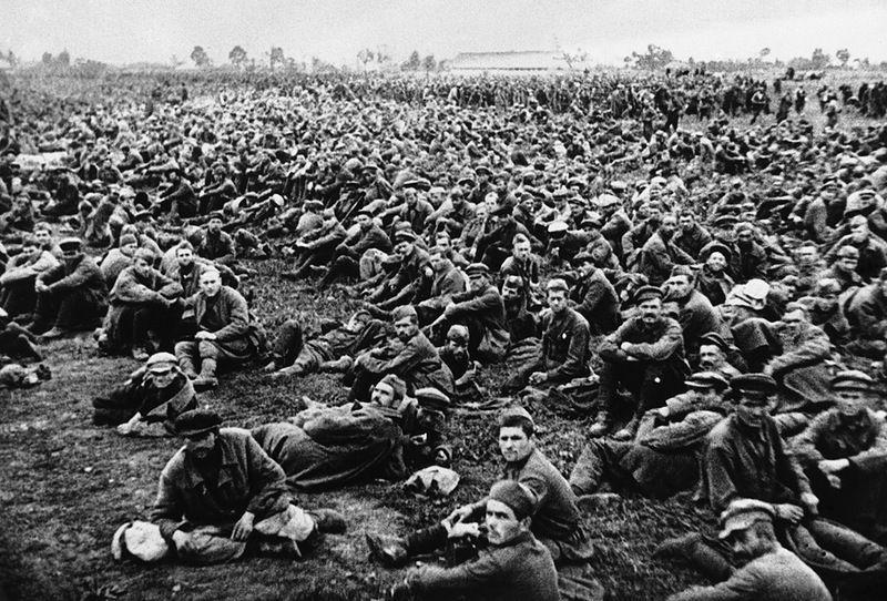 Как в Польше уничтожали советских пленных