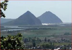 Пирамиды на территории России