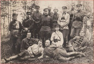 Дворяне - костяк командного состава РККА 1
