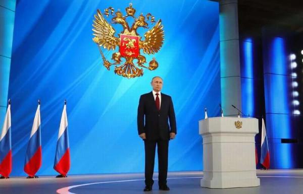 Про «отдельную цивилизацию» Путина