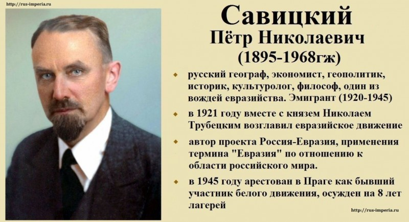 Савицкий Пётр Николаевич