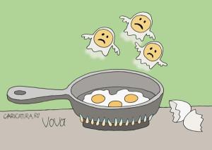Не путать божий дар с яичницей