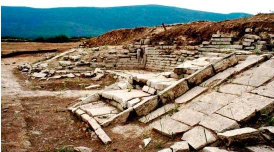 Археологические памятники древних Русов