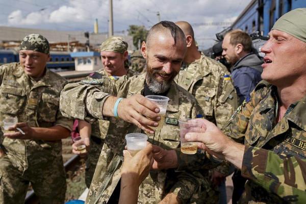 ВСУ, Вооружённый сброд Украины