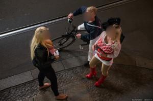 Портовые прибалтийские проститутки