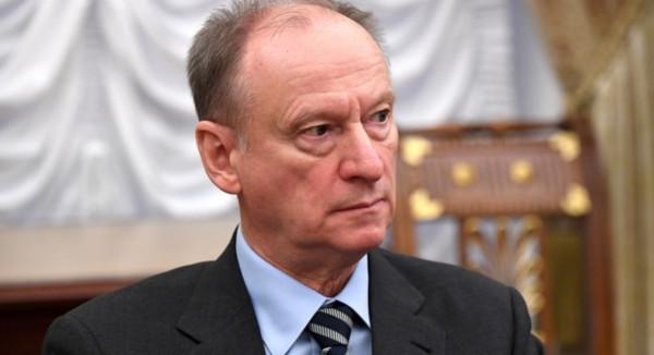 Секретарь Совбеза Патрушев