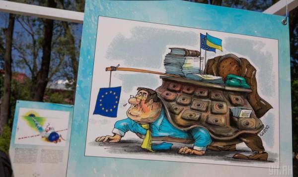 Безвиз прощается с Украиной