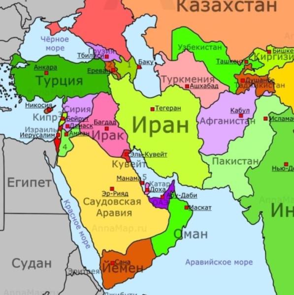 Исламская Азия