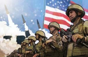 НАТО готовит вторжение: страх и прах...