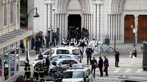 Франция и её варвары