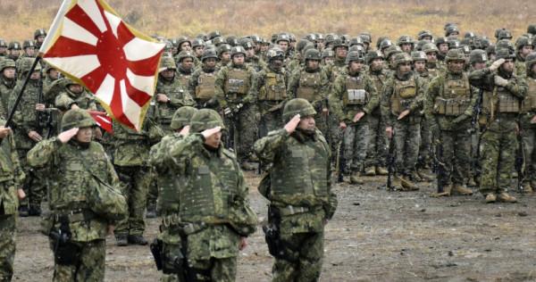 Набирающая темпы милитаризация Японии беспокоит Россию и Китай