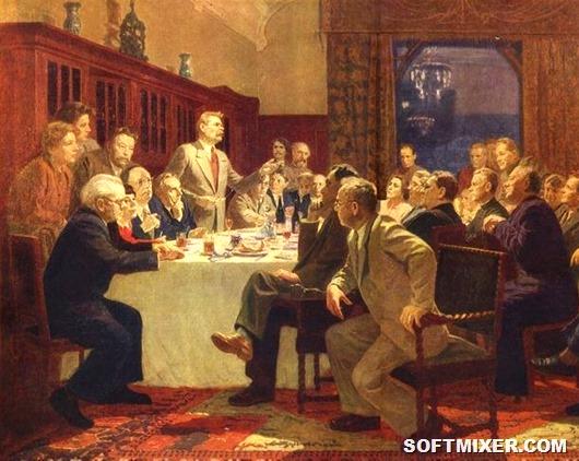 Дела писателей-графоманов в 1930-е годы