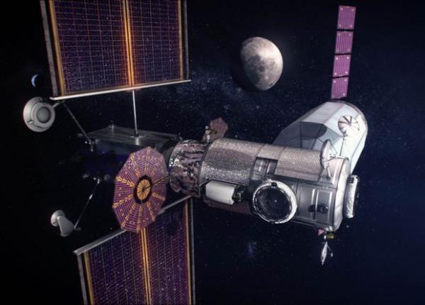 «Роскосмос» отказался от участия в проекте международной окололунной станции