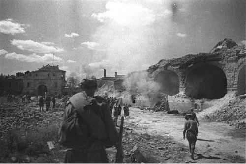 Сколько дней Красная Армия выбивала немцев из Брестской крепости