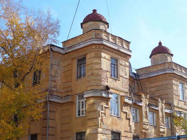 Синагога в Чите