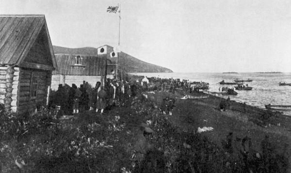 Японцы не хотели уходить с захваченного Северного Сахалина